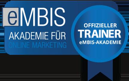 eMIBS Online Marketing Akademie Badge