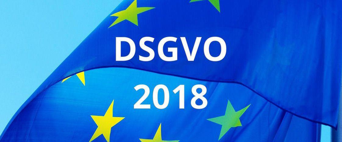 DSGVO Datenschutz Grundverordnung 2018